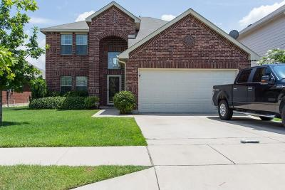 Fort Worth TX Single Family Home Sold: $224,900