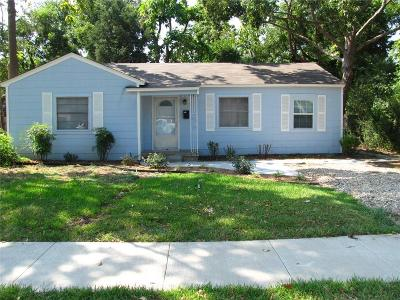 Garland TX Single Family Home For Sale: $119,000