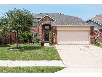 Fort Worth TX Single Family Home Active Option Contract: $259,900