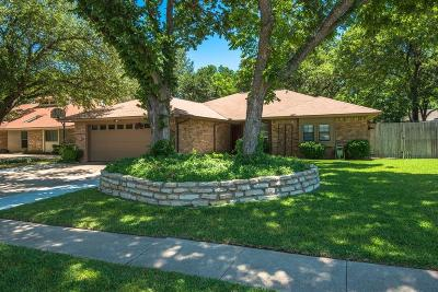 Euless TX Single Family Home Sold: $249,900