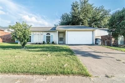 Allen TX Single Family Home For Sale: $195,000