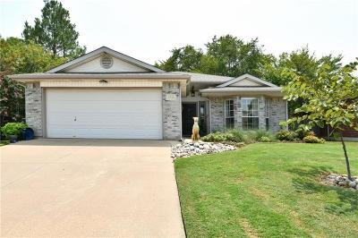 Arlington TX Single Family Home For Sale: $198,500