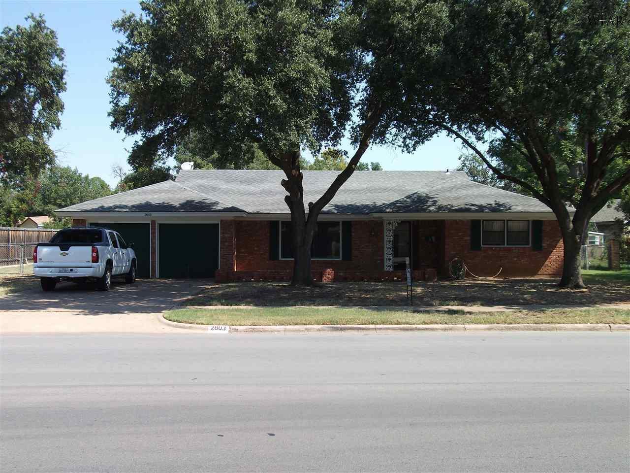 Listing 2803 mcniel avenue wichita falls tx mls for Home builders wichita falls tx