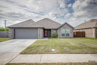 Single Family Home For Sale: 5001 Olivia Lane