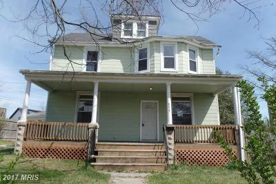 Baltimore MD Single Family Home Sale Pending: $65,000