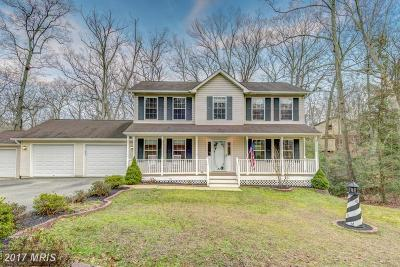 Lusby MD Single Family Home SOLD 2 Days Under Cntr: $295,000