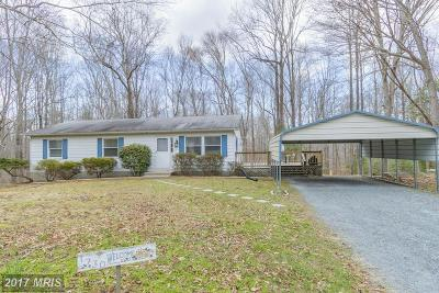 Prince Frederick MD Single Family Home SOLD 6 Days Under Ctr!: $240,000