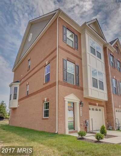 Townhouse For Sale: 8018 Alchemy Way