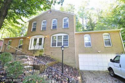 Fort Washington MD Single Family Home Sold: $359,990