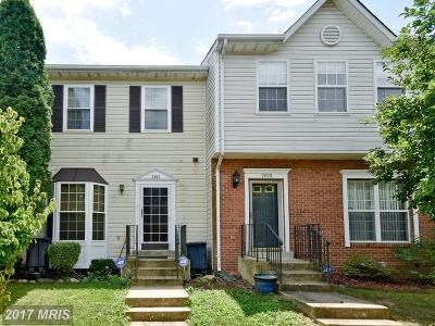 District Heights MD Townhouse For Sale: $229,990