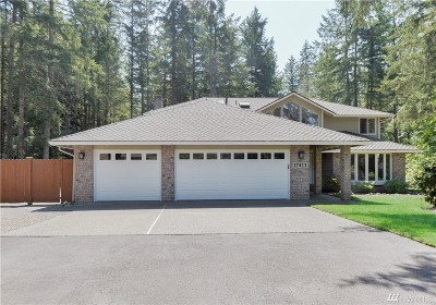 Auburn WA Single Family Home Sold: $595,000