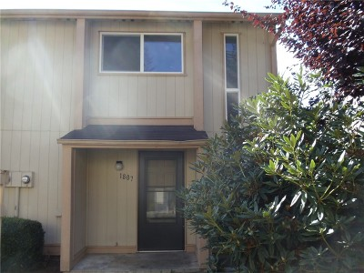 Auburn WA Condo/Townhouse Sold: $85,600