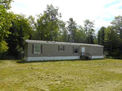 Single Family Home For Sale: N7187 McCloud Rd
