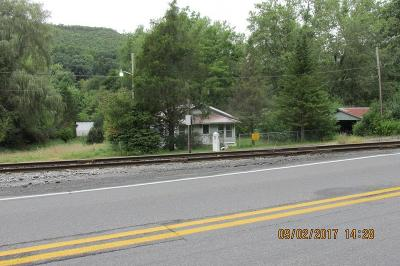 Rainelle WV Single Family Home For Sale: $7,500