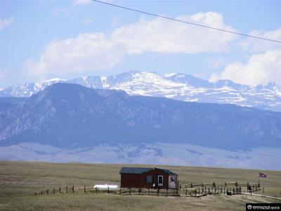 Buffalo WY Single Family Home For Sale: $430,000