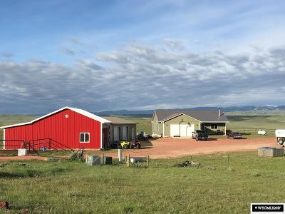 Buffalo WY Single Family Home For Sale: $380,000