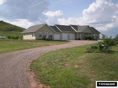 Sundance WY Single Family Home For Sale: $599,900