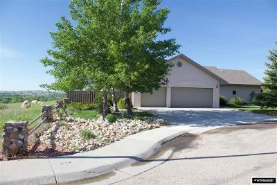 Buffalo WY Single Family Home For Sale: $479,000