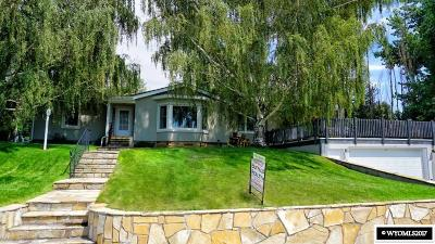 Buffalo WY Single Family Home For Sale: $375,000