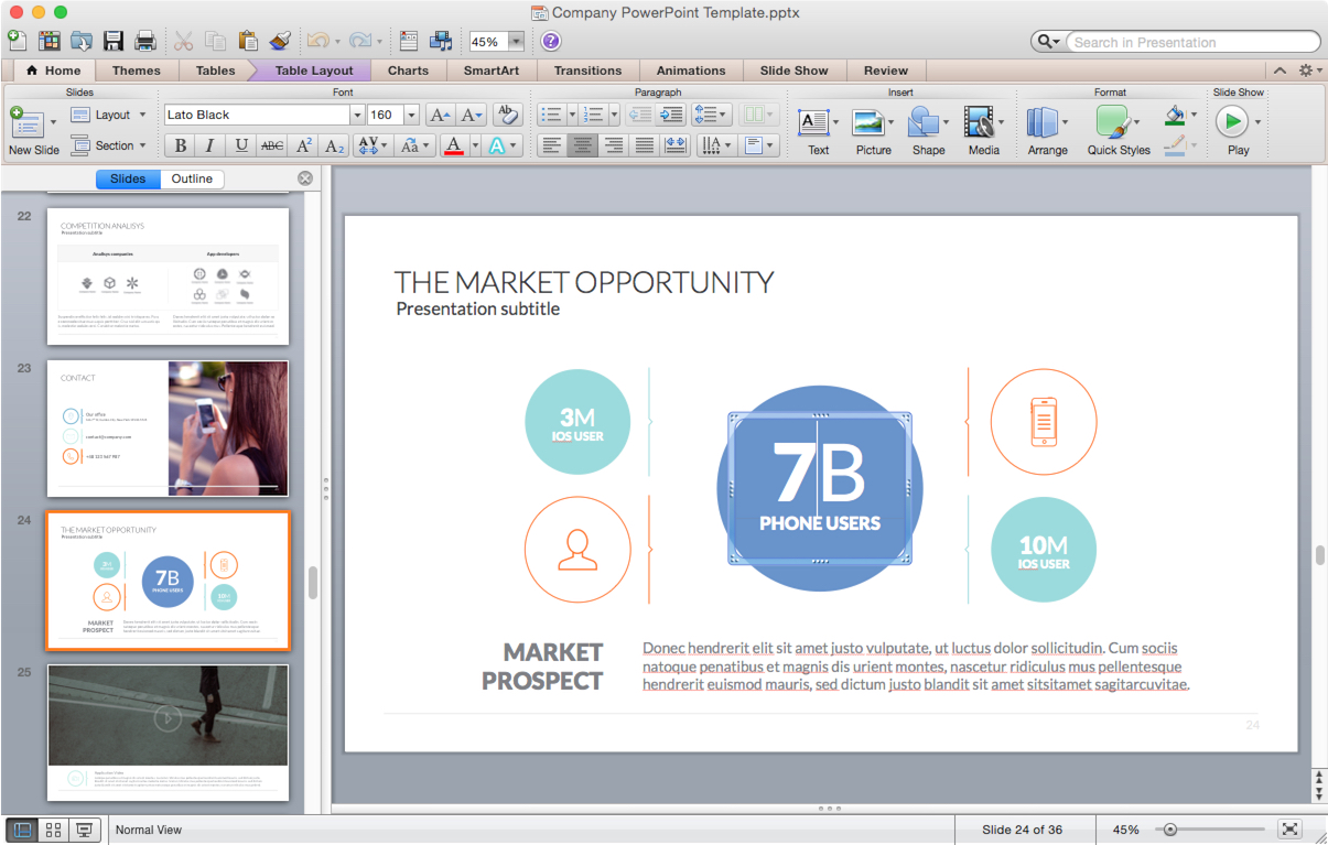 Powerpoint Templates Free For Mac