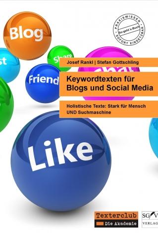 Keywordtexten für Blogs und Social Media