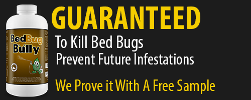 Kill Bed Bugs Guaranteed