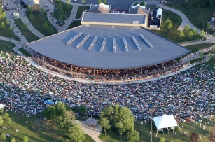 Bethel Woods Center for the Arts is a non-profit cultural organization at the site of the 1969 Woodstock festival.