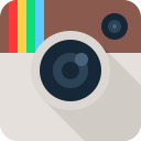 Instagram [https://www.iconfinder.com/icons/381384/instagram_logo_icon#size=128]{http://creativecommons.org/licenses/by/3.0/}