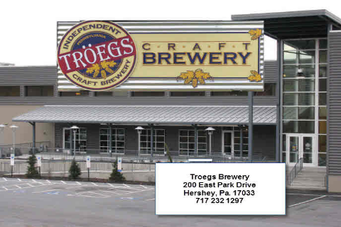 Every year, Tröegs sponsors the Harrisburg Brewers Fest with proceeds benefiting the Cystic Fibrosis Foundation. Held every year along Locust and 3rd Streets in downtown Harrisburg, the festival features live music, food and beer samples from over 35 breweries.