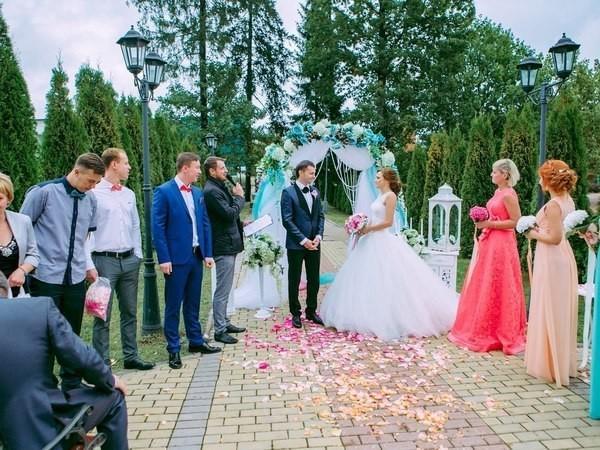 Организация свадьбы в Москве Свадебное агентство Устиновой Екатерины