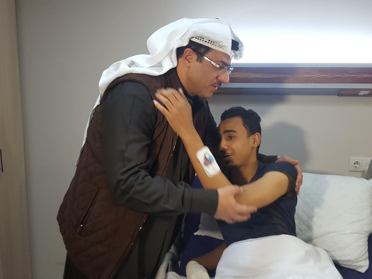 جريدة الجريدة الكويتية   الكويت تتكفل بعلاج المدنيين المصابين في نينوى والموصل