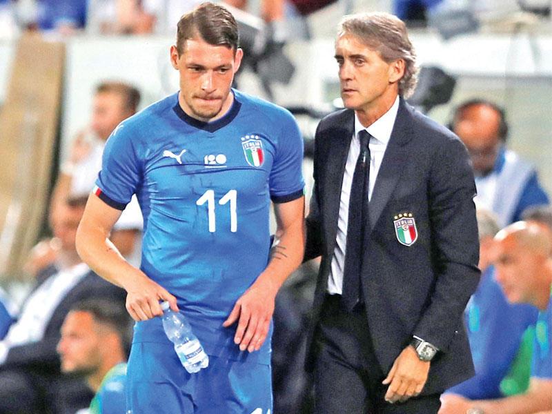 جريدة الجريدة الكويتية   أجانب الدوري الإيطالي يثيرون قلق مانشيني