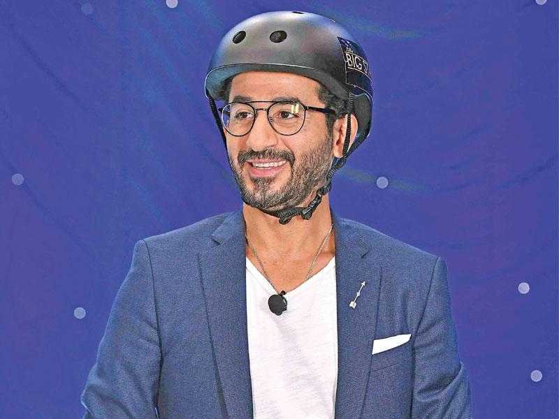جريدة الجريدة الكويتية   أحمد حلمي يكتشف المواهب في «Little Big Stars»
