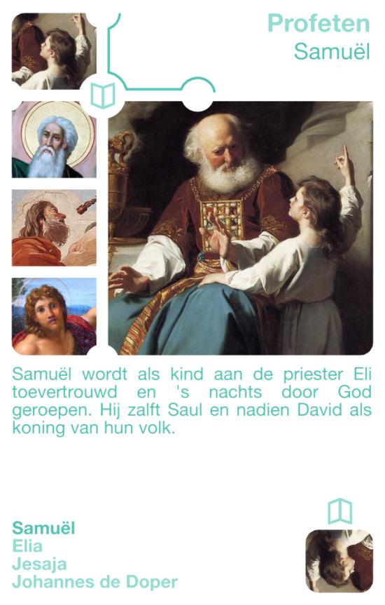 Kwartetkaart Samuël