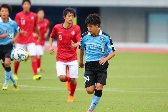 先発出場の続く、川崎晶弘選手