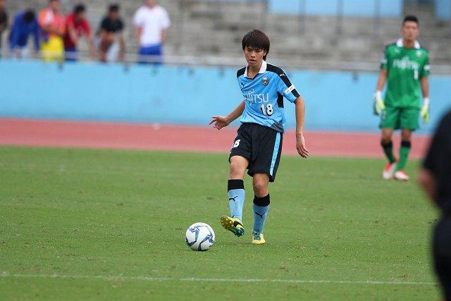 セカンドボールをよく拾った田中碧選手