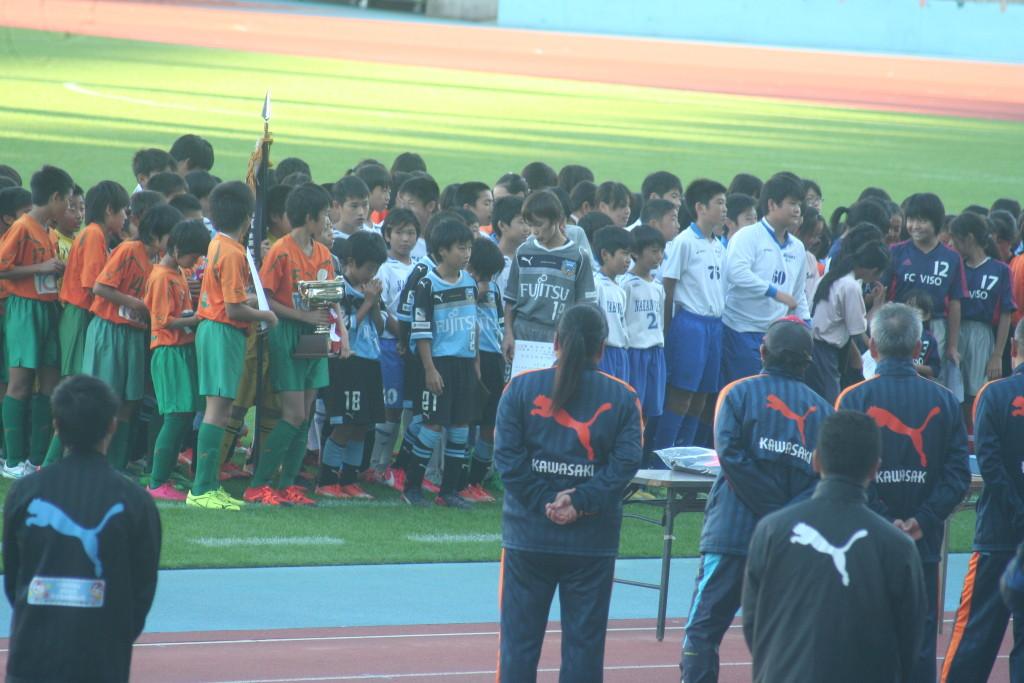 松村杯は準優勝となった