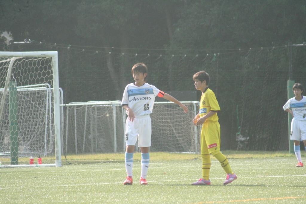 ゲームキャプテンは小澤選手