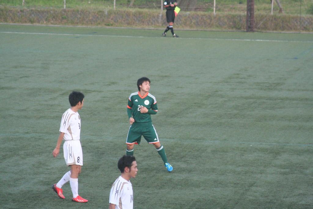 石田健太選手は途中出場