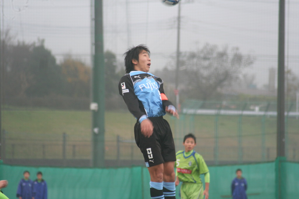 ゲームキャプテンを務めた山田新選手