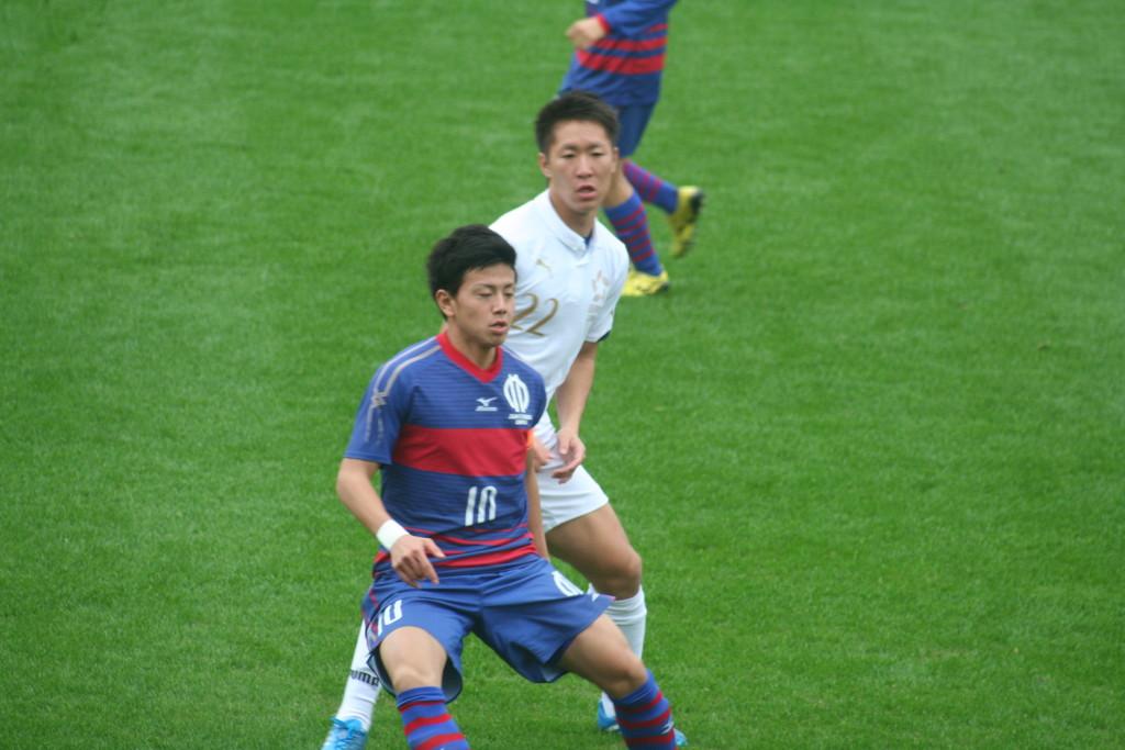 長谷川竜也選手