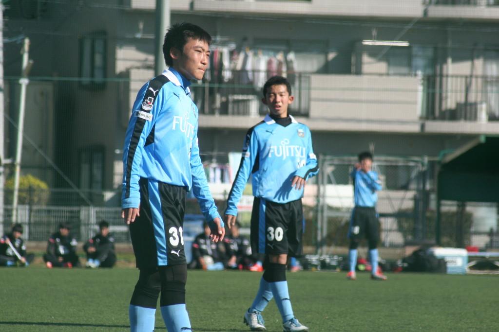 池谷祐輔選手と桝谷岳良選手