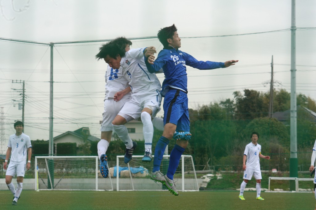 準々決勝の第3試合は神奈川大vs産業能率大