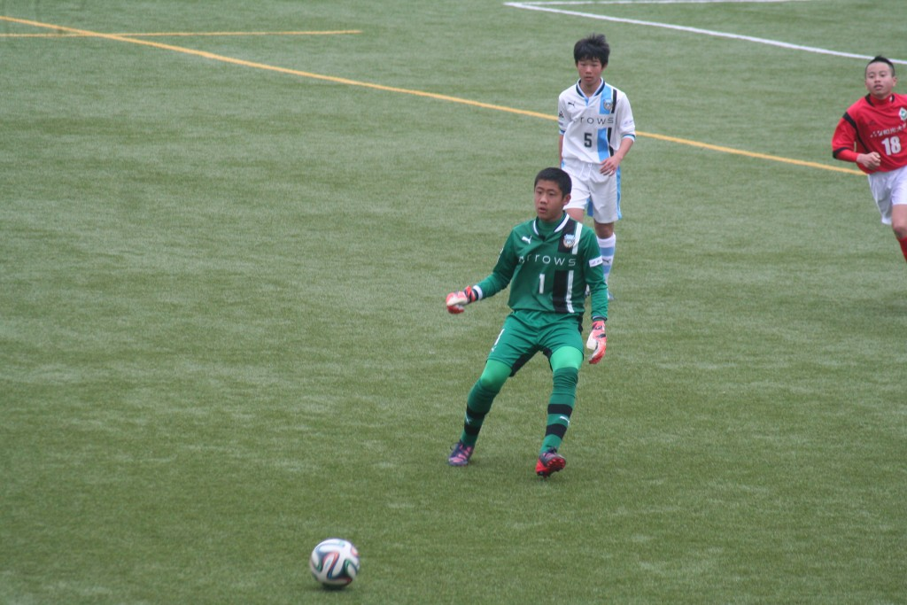 青山海選手