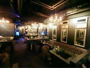 【志⽊】 Luxury Lounge LUXE