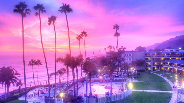 Pismo Beach Webcam | SeaCrest Oceanfront Hotel | CA