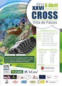 Xxvi cross villa de falces 2014 falces for Piscinas de ansoain
