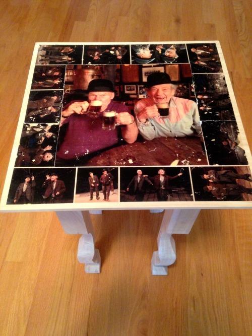 McKellen Table