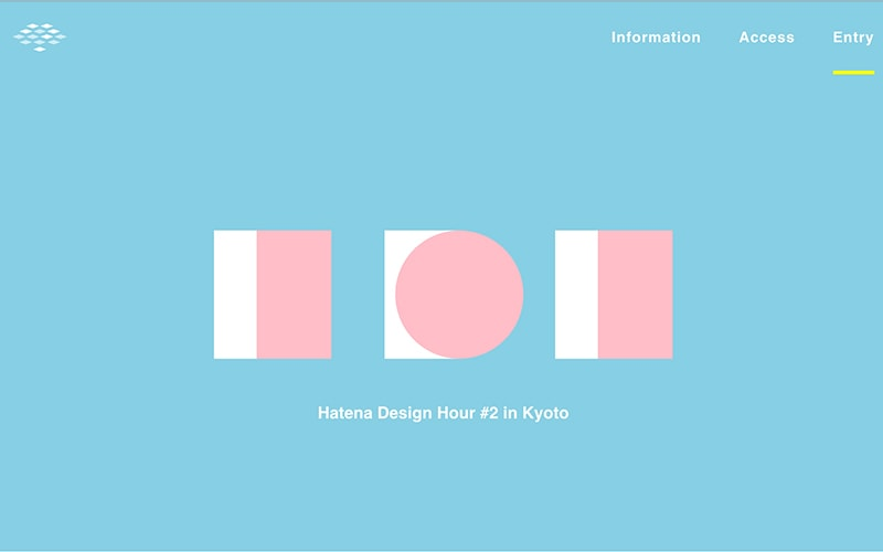 Hatena Design Hour in Kyoto