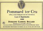 Gabriel Billard Pommard